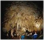Φωτογραφία από το σπήλαιο της Αλιστράτης